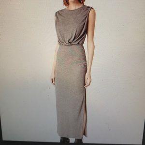 AllSaints Nile VI maxi dress with slit